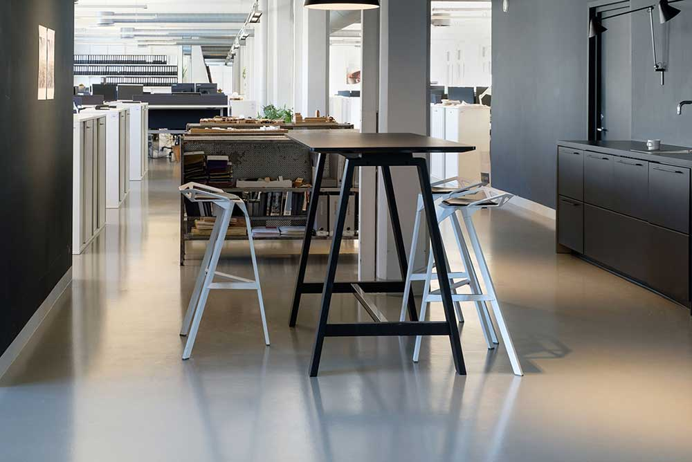 Artigo rubber flooring ND/UNI - available from Chroma global flooring