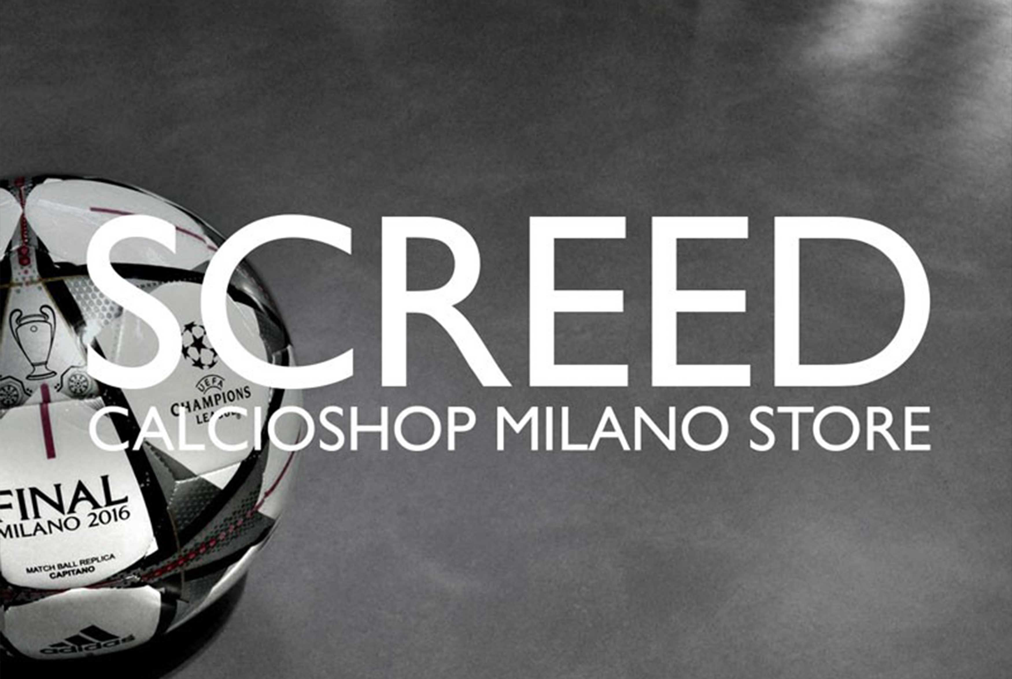 Calcioshop chose Screed by Chroma Global brand partner Artigo for concrete look