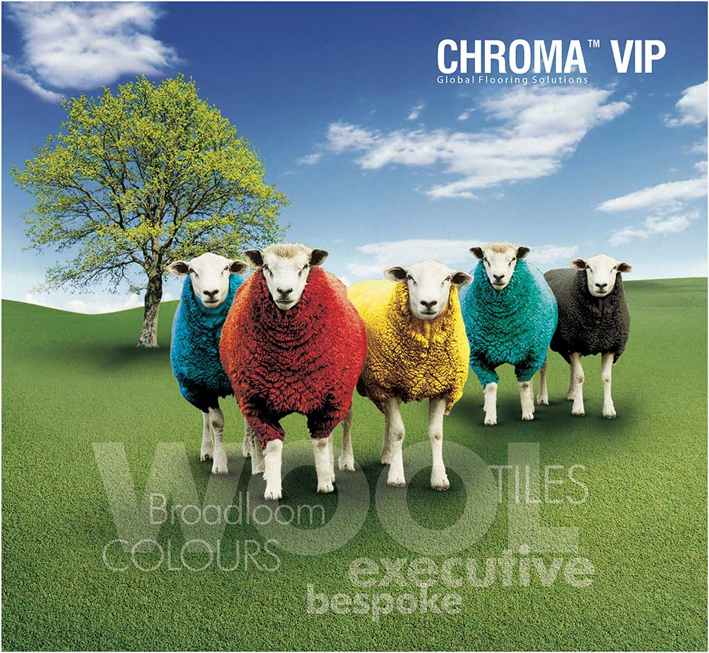 Chroma Global Flooring has received SKA rating for its luxury Chroma VIP range
