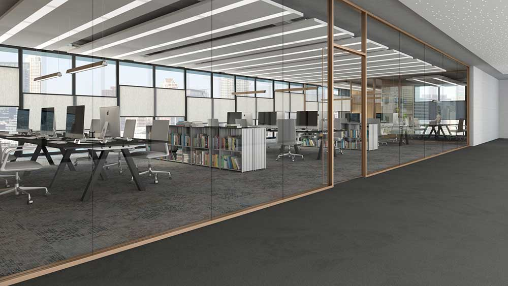 Chroma Global Flooring Solution can advise on flooring acoustics