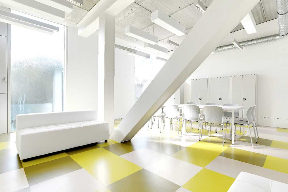 smooth flooring Nd/Uni
