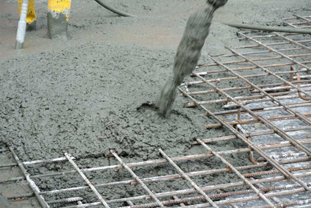 There are many types of screed